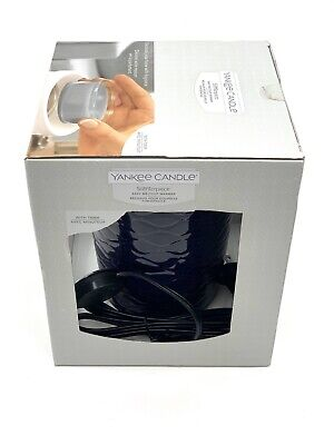 Yankee Candle Scenterpiece Easy Melt Cup Warmer Ceramic New/open Box