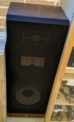 Very Rare 2 Vintage Mitsubishi Speakers Ss-151, Extreme Excellent Condition !