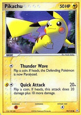 Pokemon  Individual Trading Cards From 20 Sets  ( new cards at bottom of list )