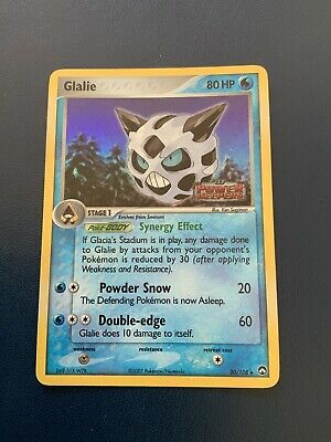 Glalie - Ex Power Keepers - STAMP - Pokemon - Holo - Eng - Inked