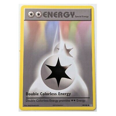XY Evolutions Pokemon Card: Double Colorless Energy 90/108