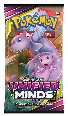 You Pick! - Pokemon Unified Minds - Sun & Moon Trading Cards Base & Holo singles