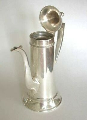Antique Sterling Silver Coffee Pot,sugar+creamer 22 Oz