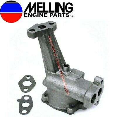 New Melling M83hv High Volume Oil Pump Ford Sb 351w 5.8l Windsor