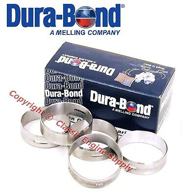 New F18 Durabond Cam Bearing Set Ford Sb 351w 302 289 260 255 221