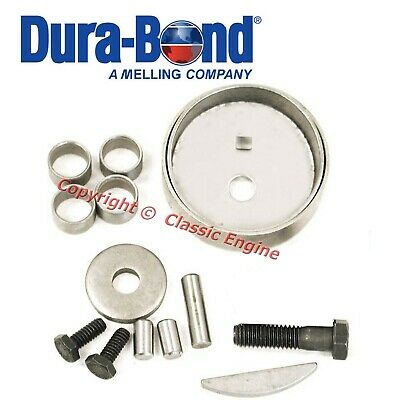 New Block Hardware & Head Dowel Kit Ford Sb 351c 351m 400 Cleveland