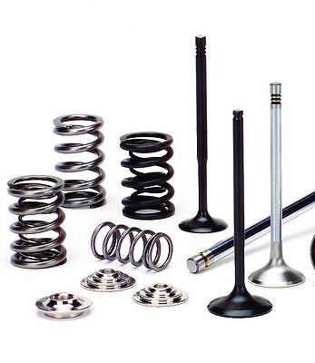 Supertech Valves Dual Springs Retainers Kit Toyota 4age 16v Ae86 Corolla Levin