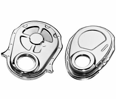 Acdelco 66152 Timing Cover 1-piece Steel Chrome Plated Chevy Big Block Each