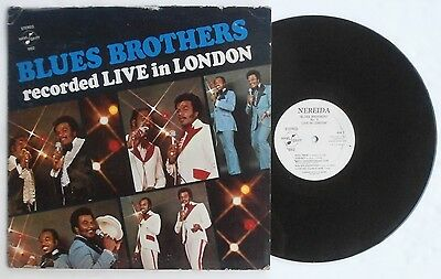 """northern soul record """"blues brothers no. 1"""" recorded live in london very rare"""