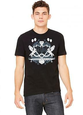 Разное Winged dog for love t-shirt||Winged