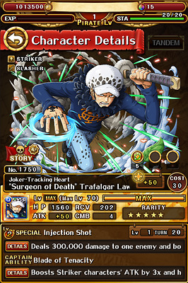 Игры One Piece Treasure Cruise Legend