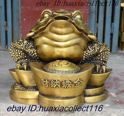 China Buddhism Temple Bronze Copper Kwan-yin Guan Yin Vase Avalokitesvara Statue