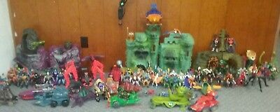 Vintage Motu Collection Lot Nearly Complete (see Description For Details)