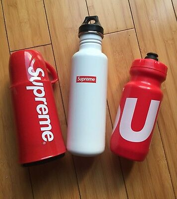 Supreme Sports Water Bottle Thermo Helios Lot
