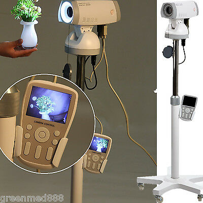 digital video electronic colposcope sony camera830,000 p gynaecology tripod kit
