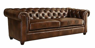 Premium Indian Leather Sofa Restoration Hardware Leather Couch Sofa Traditional