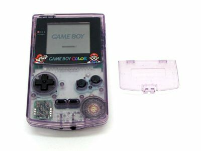 Game Boy Color Original Mario Version  Nintendo Japan Game Free Shipping :133