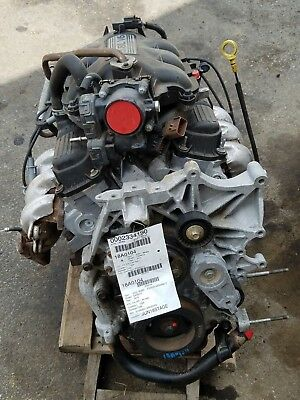 2010 Dodge Caravan 3.8 Engine Motor Assembly 122,922 Miles No Core Charge