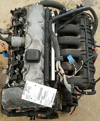 2006 Bmw 325i Sdn 3.0 Engine Motor Assembly 180,873 Miles N52b30a No Core Charge