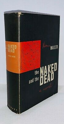 The Naked And The Dead/norman Mailer Near Fine/ Near Fine
