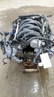 2006 Ford Explorer 4.6 Engine Motor Assembly 109,911 Miles No Core Charge