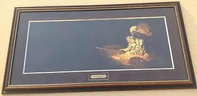 "Bev Doolittle ""unknown Presence"", Issued 1981, Limited Edition, Signed/numbered"