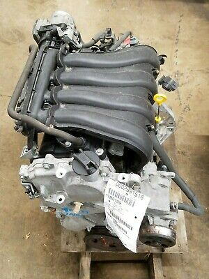 2012 Nissan Cube 1.8 Engine Motor Assembly 75,219 Miles Mr18de No Core Charge