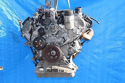 2006 Chrysler Crossfire Coupe 3.2 #12 Engine Motor Block Assembly 129k Miles Oem