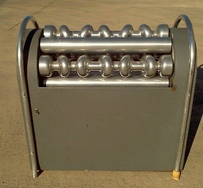 Vintage Very Rare Htf - Stainless Roller Massager Fat-cellulite Removal -walton?