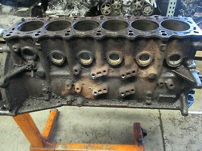 2002 Lexus Is300 Oem Factory 2jz-ge Engine Cylinder Block Automatic (bare)