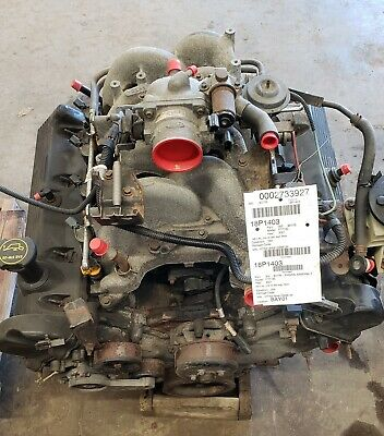 2001 Ford F150 4.6 Romeo Engine Motor Unknown Mileage 1g-842-aa No Core Charge