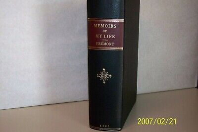 Memoirs Of My Life,narrative Five Journeys Of Western Exploration 1887 Hardcover