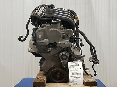 2007 Nissan Sentra 2.0 Engine Motor Assembly 69,980 Miles Mr25de No Core Charge