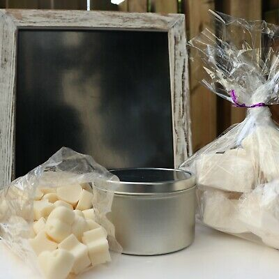 Gift Set: Matching Candle, Wax Melts And Shower Bombs -- Choose Your Size/scent