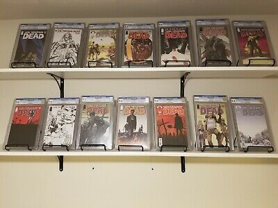 The Walking Dead Lot, All Key Issues & Variants.