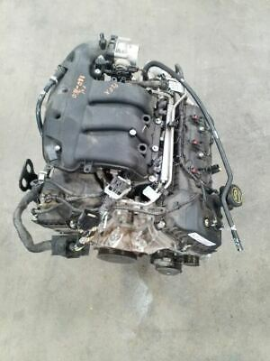 16 Ford Explorer 3.5l Engine Block Without Turbo Without Cooler 15047
