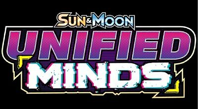 Pokemon TCG: Sun and Moon - Unified Minds - Rare Card Singles