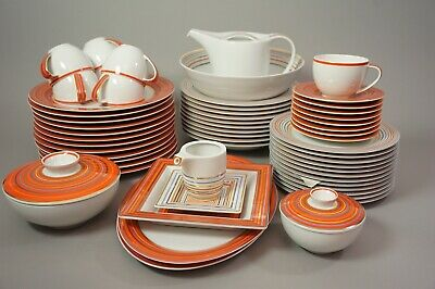 56 Pieces Rosenthal Yono / Cyrrus Plate Cans Bowls Cups Panels 1.35/36z
