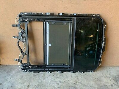 Bmw 2012-2015 E84 X1 Panoramic Sunroof Moonroof Cassette Track Drive Oem 56k