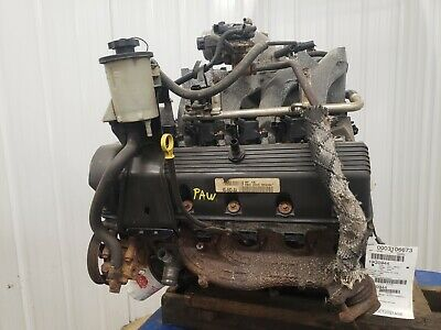 2004 Ford F150 4.6 Engine Motor Assembly 155,631 Miles No Core Charge