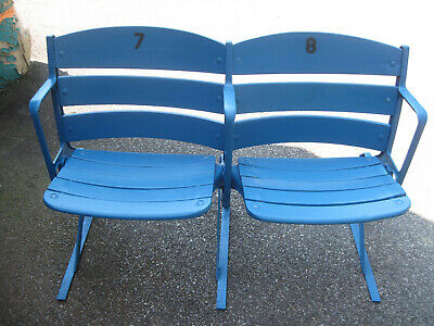 Yankee Stadium Seats 1944-1973 #7 #8 Restored