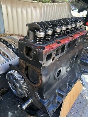Volvo Penta 3.0 4 Cyl Long Block Core Rebuildable