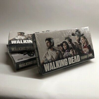 The Walking Dead Trading Card Season 1 Unopened Box / Multiples