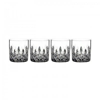 Waterford Lismore Classic 7 Oz Straight Sided Tumbler Set Of 4  #40008682 New