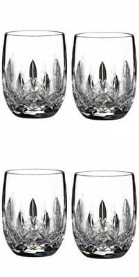 Waterford Lismore 7 Oz Rounded Tumbler Pair (2) Pairs #40003434 New