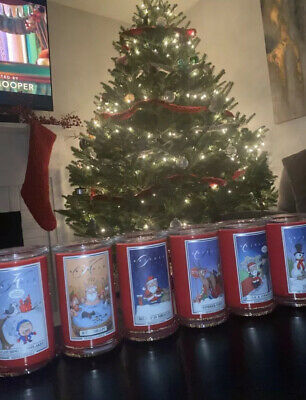 Kringle Candle Christmas Twisted Yankee Sold Out