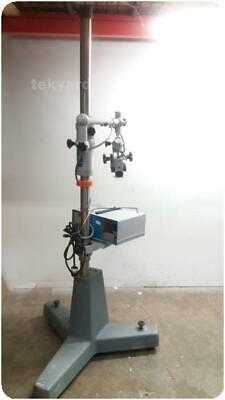 Carl Zeiss Surgical Operating Microscope/ Super-lux 40 Light Source % (239044)