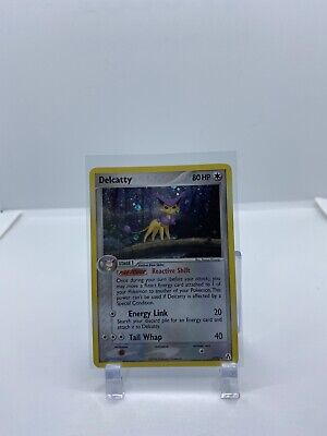 Delcatty 4/92 Holo Rare EX Legend Maker Pokemon Card NM/M