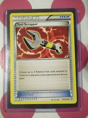 Pokemon Tool Scrapper 116/124 Dragons Exalted Uncommon *combined shipping*