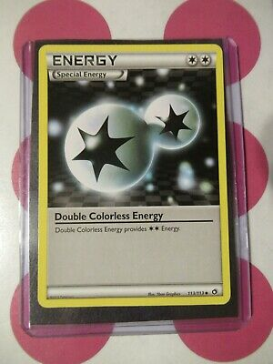 Pokemon Double Colorless Energy 113/113 Legendary Treasures Uncommon *combined s